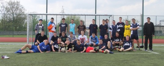 Turniej piłki nożnej o Puchar Prezesa UKS Budowlani