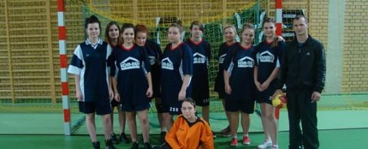 Licealiada w piłkę ręczną dziewcząt