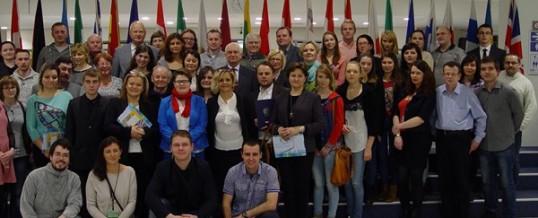 Wycieczka do Parlamentu Europejskego