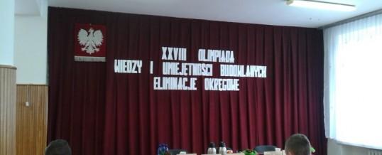 XXVIII Olimpiada Wiedzy i Umiejętności Budowlanych