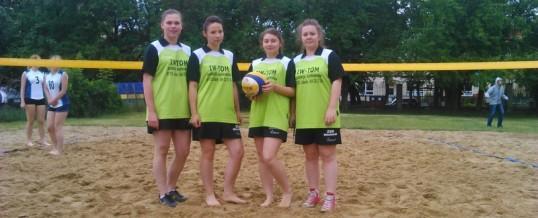 Mistrzostwa Włocławka SPG w piłkę plażową