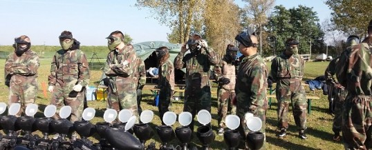 Wojna Paintball'owa w III B